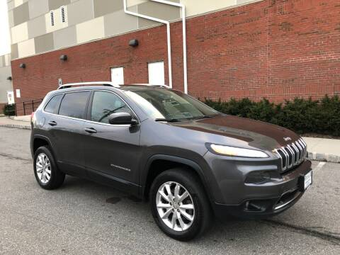 2015 Jeep Cherokee for sale at Imports Auto Sales Inc. in Paterson NJ