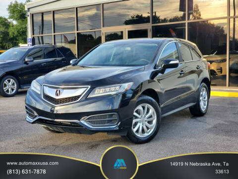 2018 Acura RDX for sale at Automaxx in Tampa FL