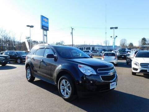 2015 Chevrolet Equinox for sale at Radley Cadillac in Fredericksburg VA