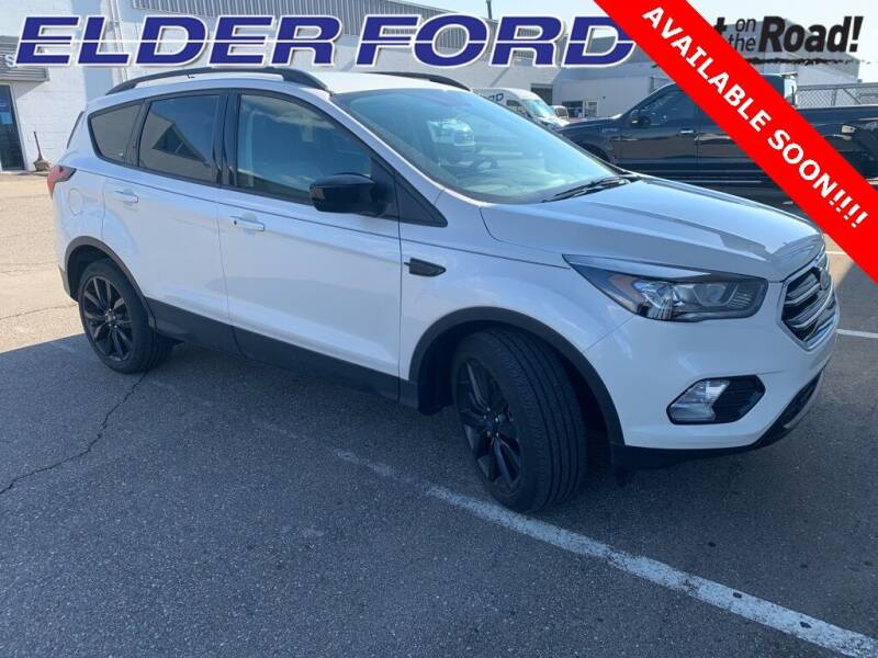2019 Ford Escape for sale at Mr Intellectual Cars in Troy MI