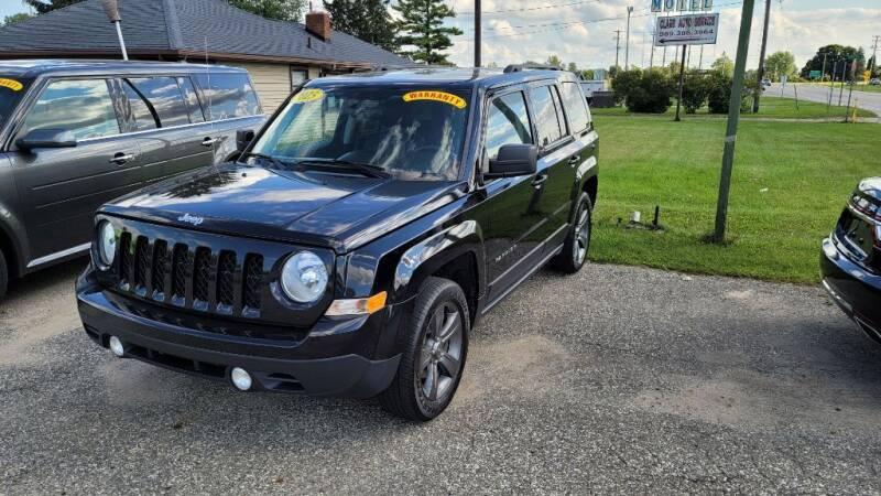 2015 Jeep Patriot for sale at Clare Auto Sales, Inc. in Clare MI