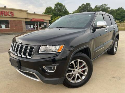 2015 Jeep Grand Cherokee for sale at Gwinnett Luxury Motors in Buford GA