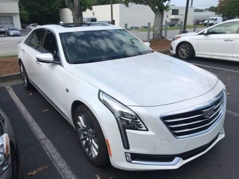 2017 Cadillac CT6 for sale at Southern Auto Solutions-Jim Ellis Hyundai in Marietta GA