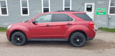 2015 Chevrolet Equinox for sale at Thorp Auto World in Thorp WI
