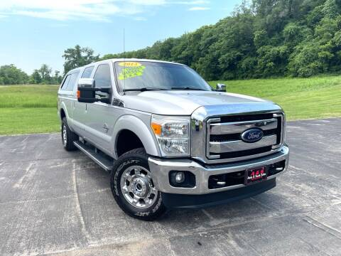 2013 Ford F-250 Super Duty for sale at A & S Auto and Truck Sales in Platte City MO