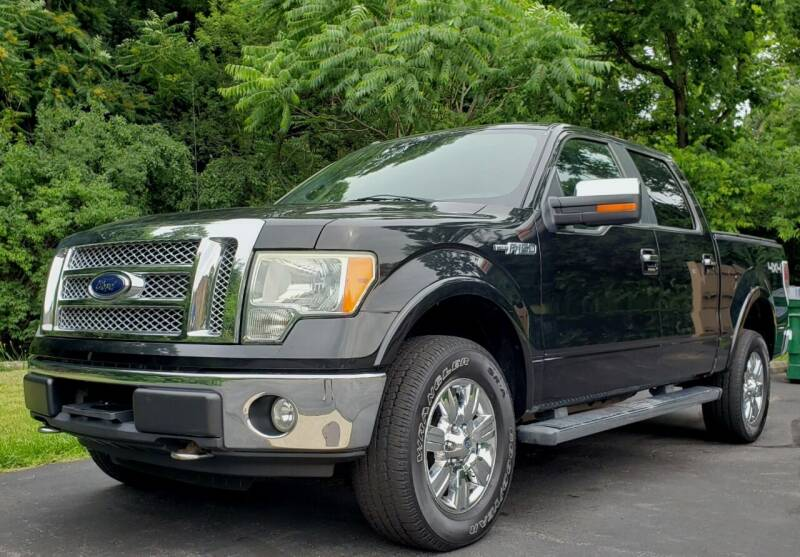2010 Ford F-150 for sale at The Motor Collection in Columbus OH