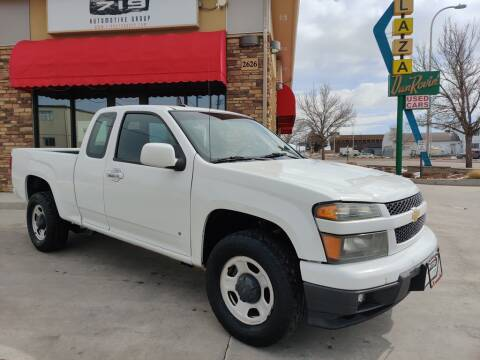 2009 Chevrolet Colorado for sale at 719 Automotive Group in Colorado Springs CO