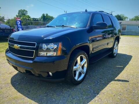 2013 Chevrolet Tahoe for sale at Cutiva Cars in Gastonia NC