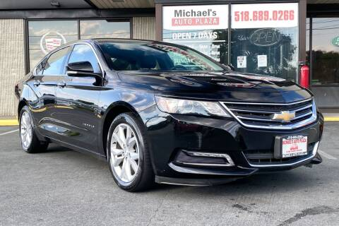 2019 Chevrolet Impala for sale at Michaels Auto Plaza in East Greenbush NY