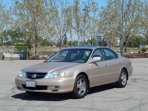 2003 Acura TL for sale at Crow`s Auto Sales in San Jose CA