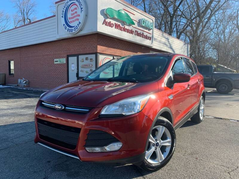 2014 Ford Escape for sale at GMA Automotive Wholesale in Toledo OH
