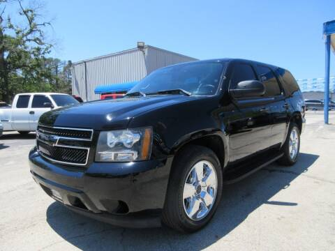 2013 Chevrolet Tahoe for sale at Quality Investments in Tyler TX