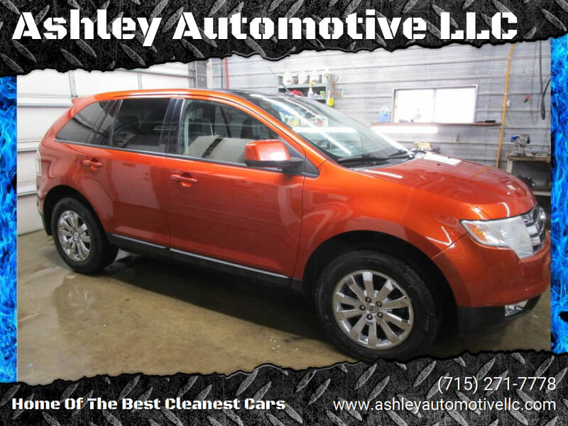 2008 Ford Edge for sale at Ashley Automotive LLC in Altoona WI