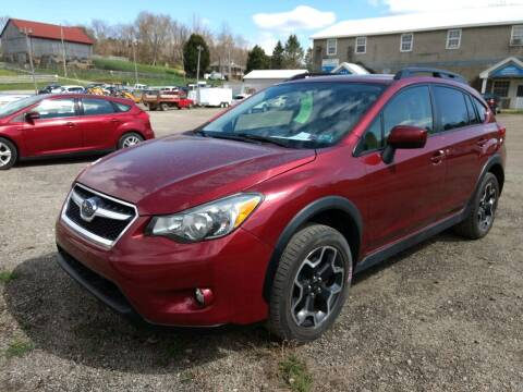 2015 Subaru XV Crosstrek for sale at G & H Automotive in Mount Pleasant PA