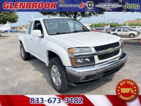 2012 Chevrolet Colorado for sale at Glenbrook Dodge Chrysler Jeep Ram and Fiat in Fort Wayne IN