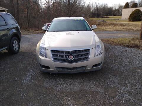 2008 Cadillac CTS for sale at Seneca Motors, Inc. (Seneca PA) - SHIPPENVILLE, PA LOCATION in Shippenville PA