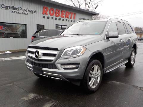 2015 Mercedes-Benz GL-Class for sale at Roberti Automotive in Kingston NY