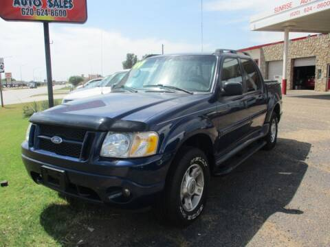 2004 Ford Explorer Sport Trac for sale at Sunrise Auto Sales in Liberal KS
