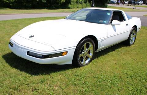 1995 Chevrolet Corvette for sale at Great Lakes Classic Cars & Detail Shop in Hilton NY
