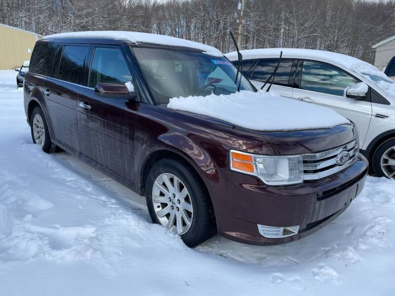 2010 Ford Flex for sale at Court House Cars, LLC in Chillicothe OH