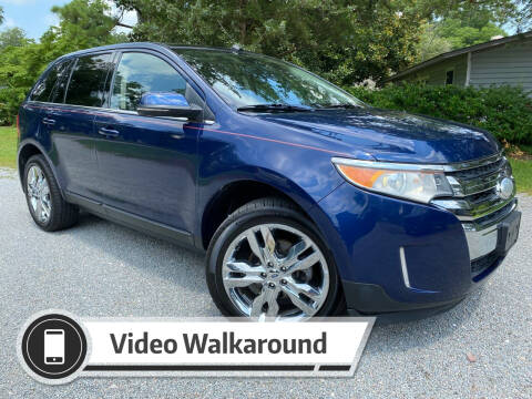 2012 Ford Edge for sale at Byron Thomas Auto Sales, Inc. in Scotland Neck NC