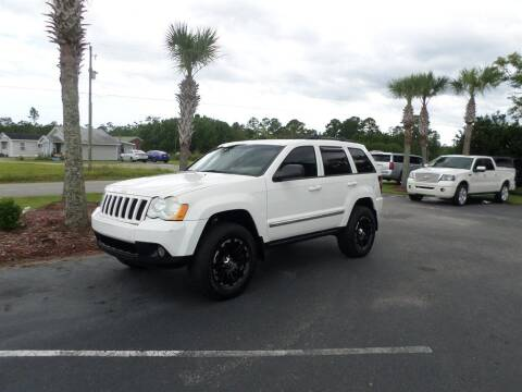2010 Jeep Grand Cherokee for sale at First Choice Auto Inc in Little River SC