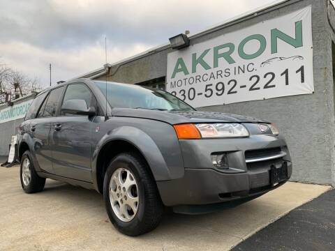 2005 Saturn Vue for sale at Akron Motorcars Inc. in Akron OH