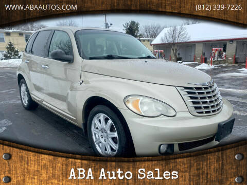 2006 Chrysler PT Cruiser for sale at ABA Auto Sales in Bloomington IN