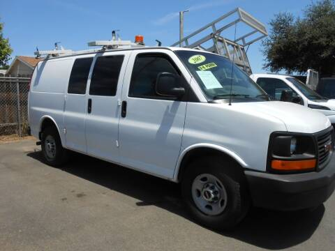 2007 GMC Savana Cargo for sale at Armstrong Truck Center in Oakdale CA