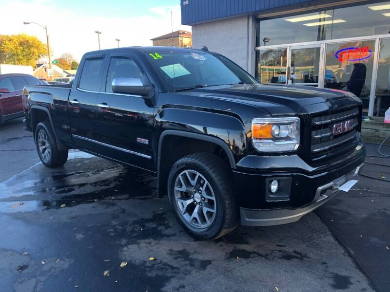 2014 GMC Sierra 1500 for sale at Streff Auto Group in Milwaukee WI
