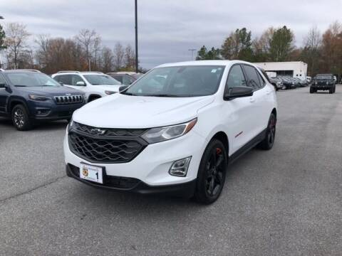 2019 Chevrolet Equinox for sale at FRED FREDERICK CHRYSLER, DODGE, JEEP, RAM, EASTON in Easton MD