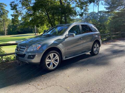 2011 Mercedes-Benz M-Class for sale at Motor Co in Atlanta GA
