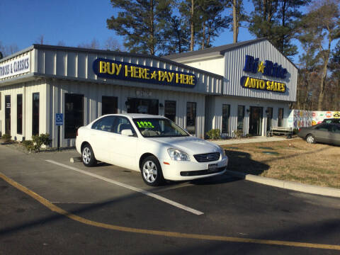 2008 Kia Optima for sale at Bi Rite Auto Sales in Seaford DE