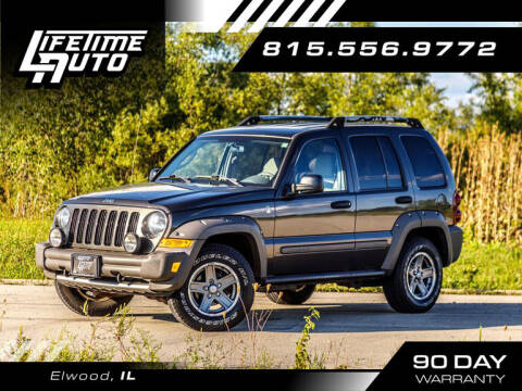 2005 Jeep Liberty for sale at Lifetime Auto in Elwood IL