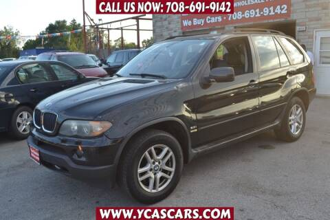 2006 BMW X5 for sale at Your Choice Autos - Crestwood in Crestwood IL