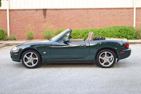 2001 Mazda MX-5 Miata for sale at Automotion Of Atlanta in Conyers GA