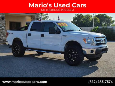 2014 Ford F-150 for sale at Mario's Used Cars - Pasadena Location in Pasadena TX