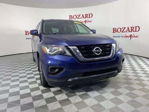 2018 Nissan Pathfinder for sale at BOZARD FORD in Saint Augustine FL