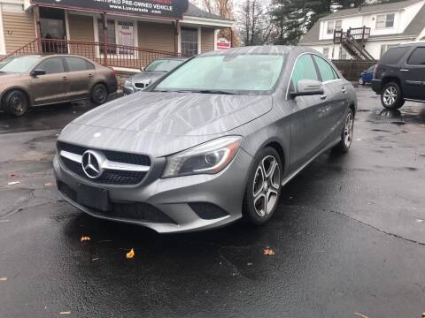 2014 Mercedes-Benz C-Class for sale at Lux Car Sales in South Easton MA