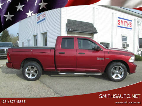2014 RAM Ram Pickup 1500 for sale at SmithsAuto.net in Hart MI