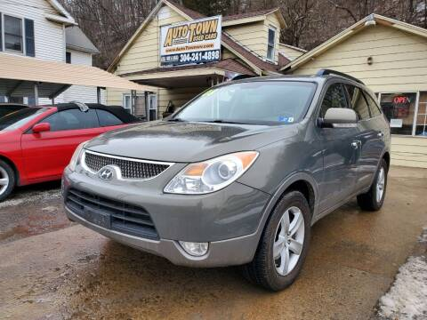 2009 Hyundai Veracruz for sale at Auto Town Used Cars in Morgantown WV