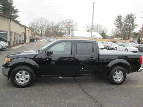 2007 Nissan Frontier for sale at Home Street Auto Sales in Mishawaka IN