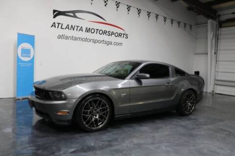 2010 Ford Mustang for sale at Atlanta Motorsports in Roswell GA