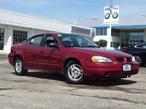 2005 Pontiac Grand Am for sale at Bachrodt on State in Rockford IL