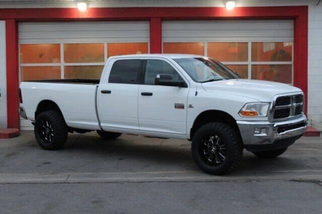 2012 RAM Ram Pickup 3500 for sale at Truck Ranch in Logan UT