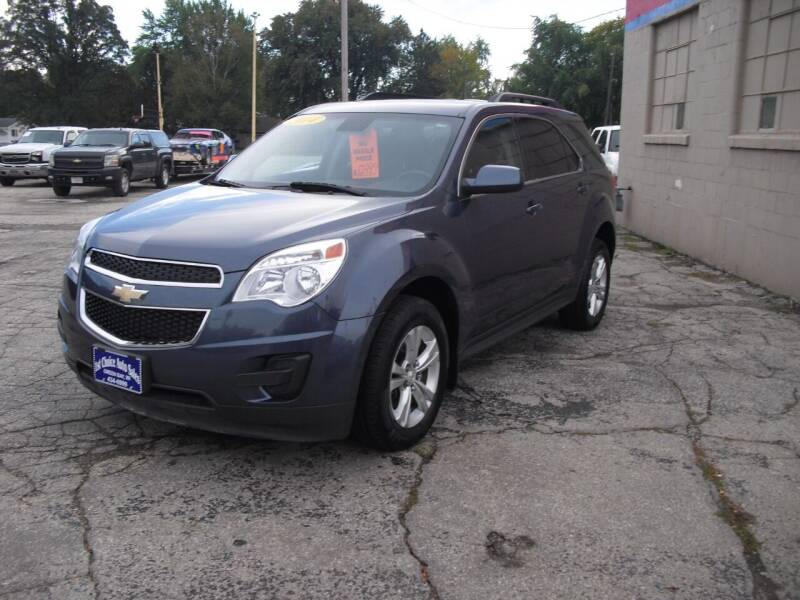 2014 Chevrolet Equinox for sale at 1st Choice Auto Inc in Green Bay WI