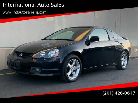 2004 Acura RSX for sale at International Auto Sales in Hasbrouck Heights NJ