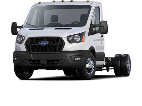 2021 Ford Transit Cutaway for sale at BROADWAY FORD TRUCK SALES in Saint Louis MO