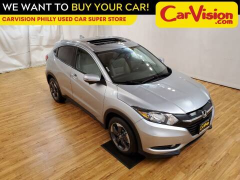 2018 Honda HR-V for sale at Car Vision Mitsubishi Norristown - Car Vision Philly Used Car SuperStore in Philadelphia PA