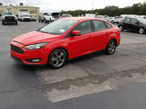 2017 Ford Focus for sale at Gulf Financial Solutions Inc DBA GFS Autos in Panama City Beach FL